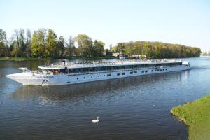 Loď Princess Elbe BRD